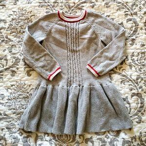 Joe Fresh Grey Sweater Dress Size 3